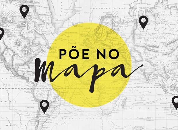 Põe no mapa (Foto: Victor Amirabile/Editora Globo)