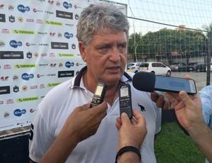 ABC - Geninho, técnico (Foto: Heloísa Guimarães/Inter TV Cabugi)