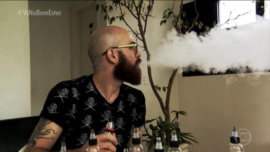 Bem Estar fala sobre o cigarro eletrônico