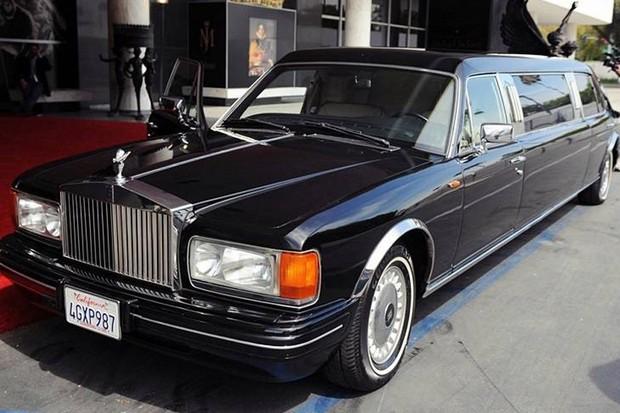 Rolls-Royce Silver Spur II 1990 (Foto: Reprodução)