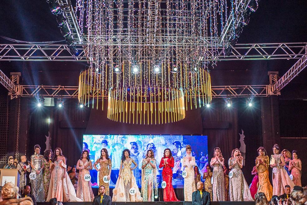 Miss Brasil Gay é realizado em Juiz de Fora com transmissão pela internet |  Zona da Mata | G1