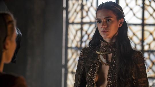 Catarina exige que Amália seja capturada sem vida