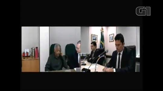 Gilberto Gil depõe a Moro e diz que não viu Lula pedir nem receber vantagens indevidas
