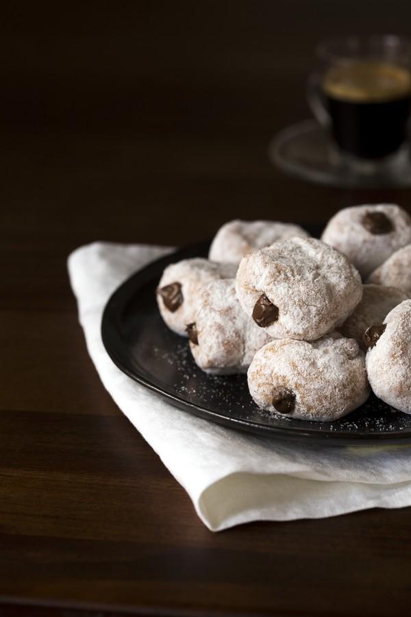 Mini Donut Nutella (Foto: Divulgação)