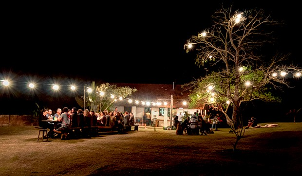 Jantar farm to table (Foto: Divulgação)
