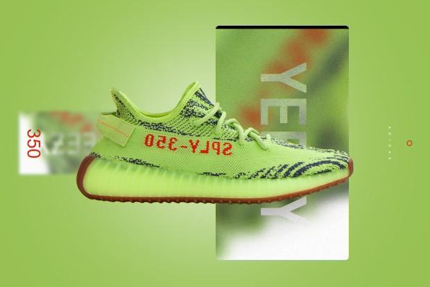 1bed98b738c04 O Yeezy de Kanye West foi um dos tênis mais vendidos de 2018 - GQ ...