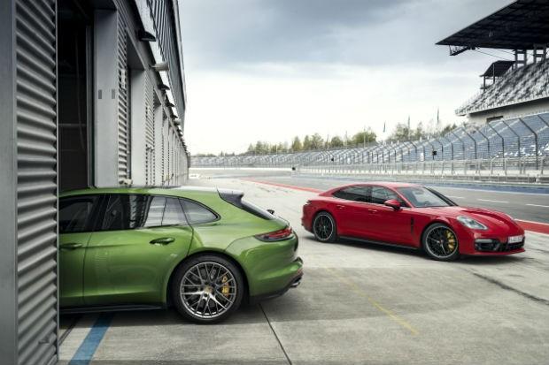 Porsche Panamera GTS e GTS Sport Turismo (Foto: Divulgação)