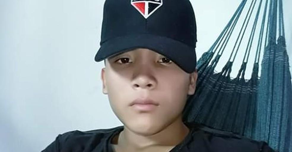 Adolescente Yanomami Alvanei Xirixana, de 15 anos, morreu com coronavirus no dia 9 de abril  — Foto: Reprodução/Jornal Hoje