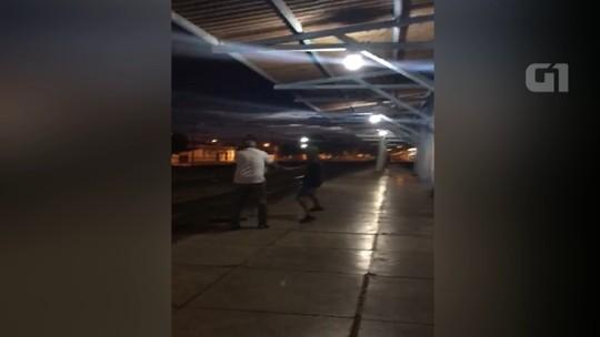 Polícia investiga vídeo em que idoso é espancado após denúncia de assédio na rua
