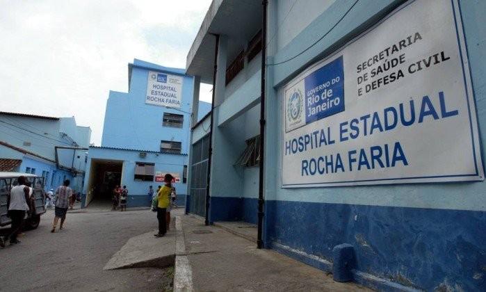 O Hospital Rocha Faria