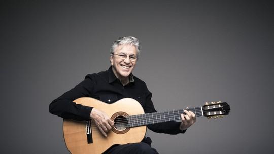 Confira 10 músicas de Caetano Veloso em trilhas de novelas