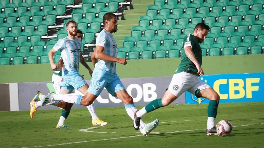 Goiás 0x0 Londrina: assista aos melhores momentos do jogo pela 12ª rodada da Série B