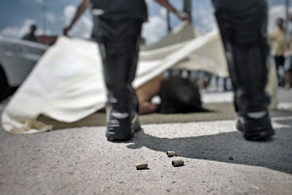 RN registrou 2.386 mortes violentas em 2017 (Foto: Ney Douglas)