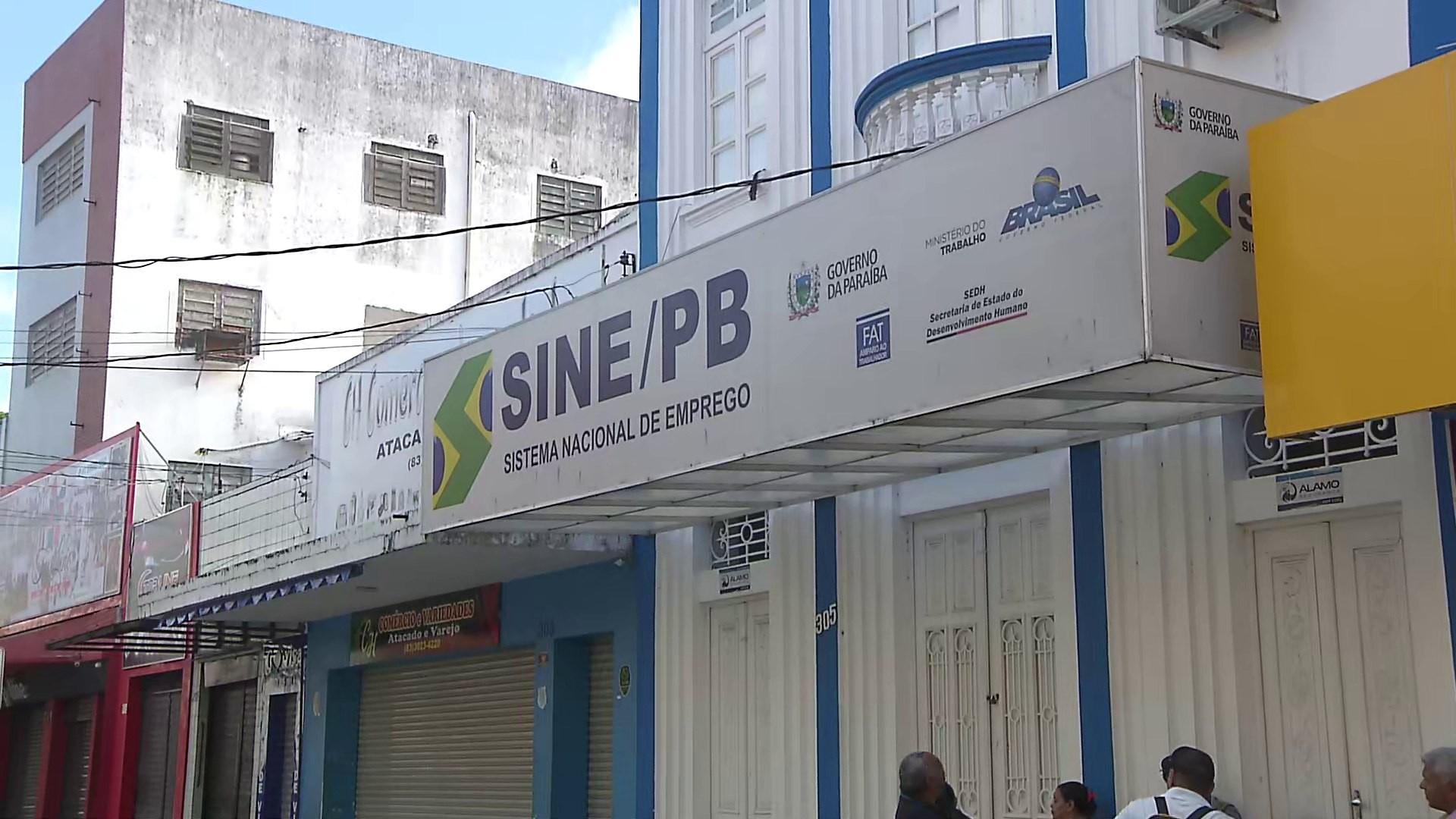 Veja as 558 vagas de emprego ofertadas pelo Sine-PB, nesta sexta-feira (23)