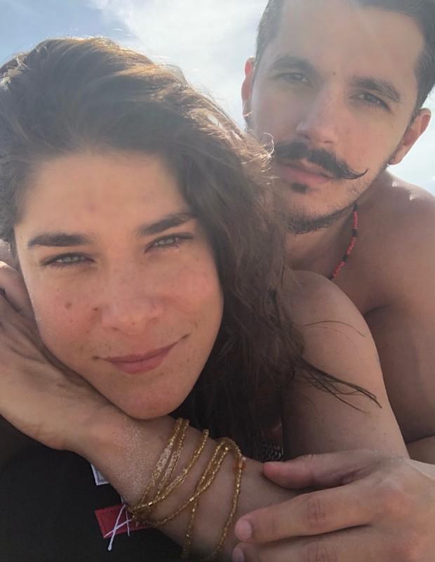 Priscila Fantin e Bruninho Lopes (Foto: Reprodução/Instagram)