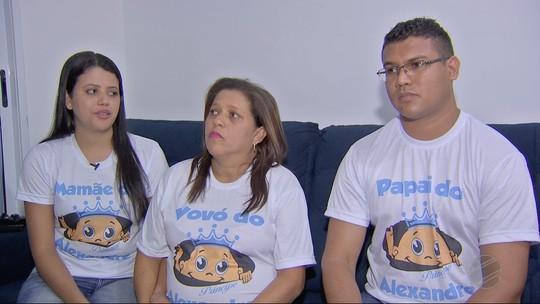 Dona de casa que já tem 4 filhos gera o neto em 'barriga solidária' em Cuiabá: 'Não pensei duas vezes'