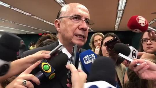 Acordo para reformar Previdência, em linhas gerais, já está feito, diz Meirelles