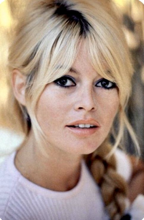 Brigitte Bardot (Foto: Pinterest)