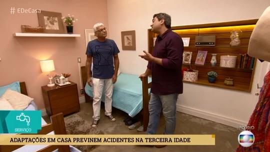 'Sem armadilhas': como se prevenir de acidentes domésticos