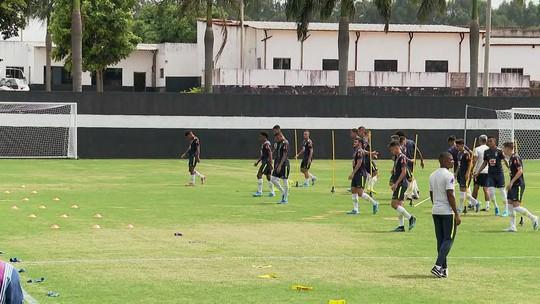 Brasil faz primeiro treino em Brasília de olho na estreia do Mundial Sub-17