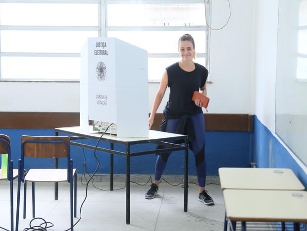 Juliana Silveira (Foto: AgNews)