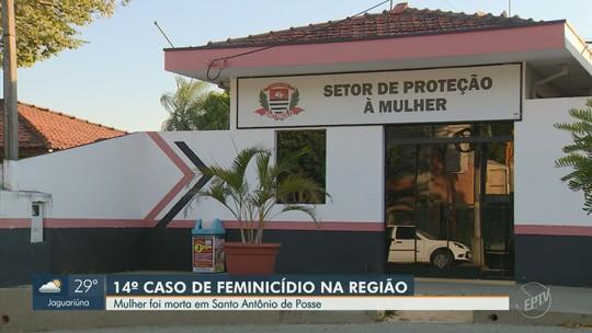 Suspeito de matar a mulher em Santo Antônio de Posse será indiciado por feminicídio
