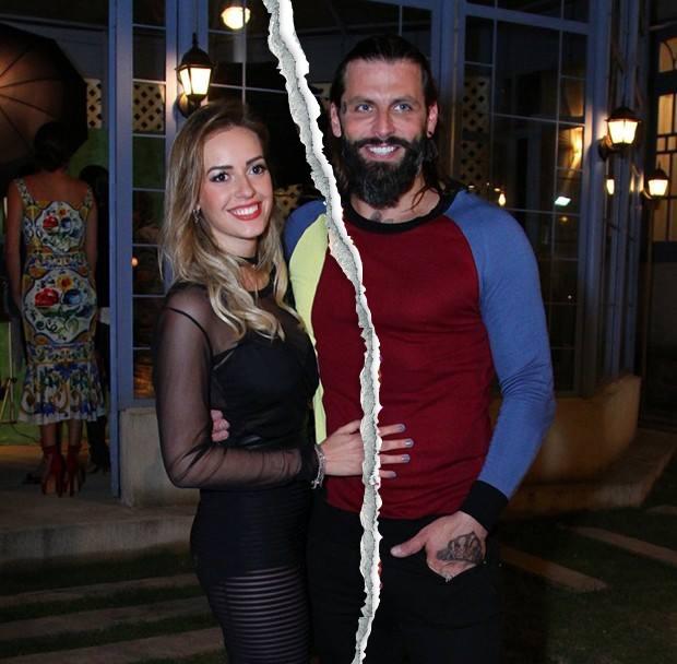 Maria Fernanda Saad e Henri Castelli se separam (Foto: Reprodução)