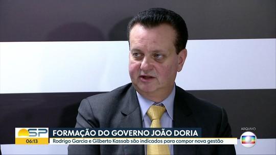 Doria anuncia Kassab como chefe da Casa Civil do futuro governo