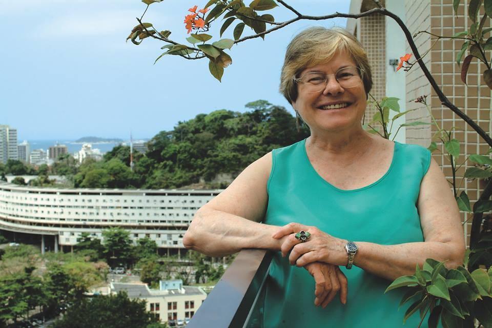 Lia Wyler morre aos 84 anos, no Rio de Janeiro (Foto: Facebook / Lia Wyler)