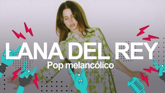 Lana Del Rey terá refrão mais cantado do Lollapalooza com 'Summertime Sadness', segundo leitores do G1
