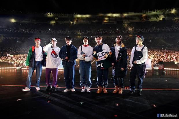 BTS (Foto: Facebook/BTS)