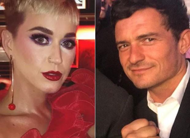 Orlando Bloom comenta post de Katy Perry (Foto: Reprodução)