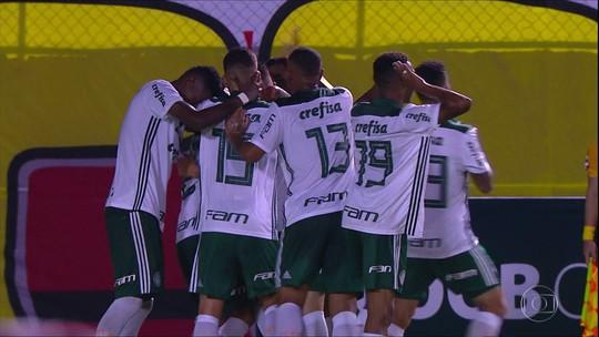 Palmeiras x Vitória: final do Brasileirão Sub-20 terá ingressos por 1kg de alimento
