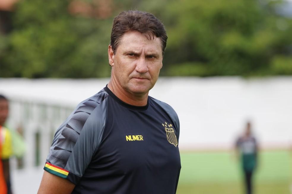 João Brigatti; esteve no Sampaio nas temproada 2019 e 2020 — Foto: Lucas Almeida / L17 Comunicação