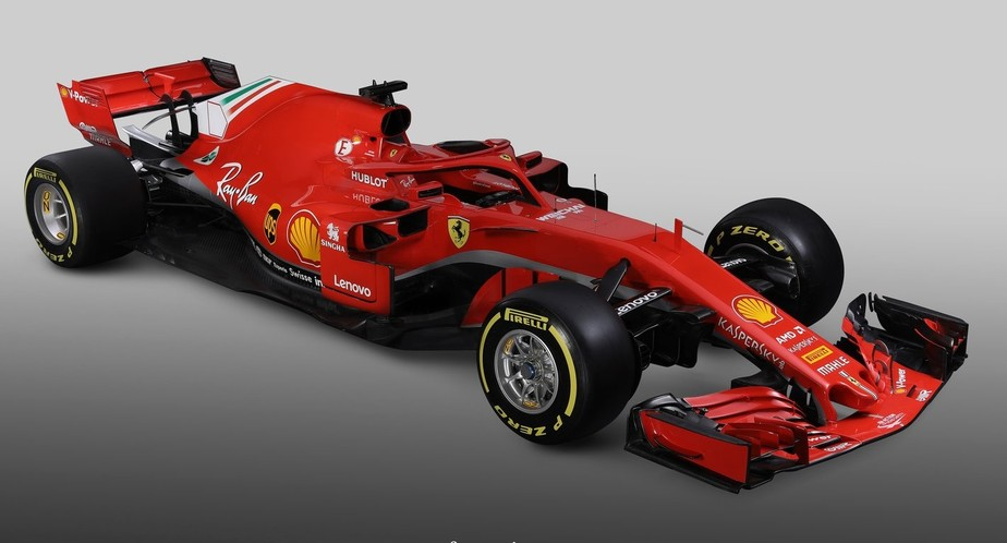 Ainda mais vermelha! Ferrari apresenta carro que tenta desbancar Mercedes