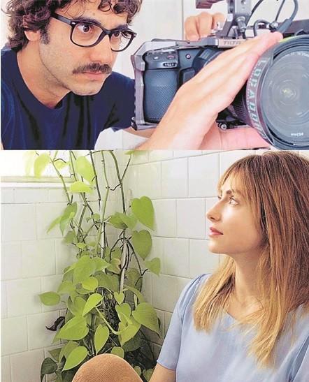 Gabriel Godoy e Bruna Guerin (Foto: Arquivo pessoal)