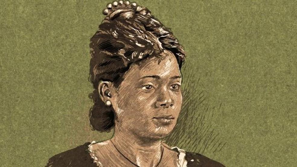 Romance de Maria Firmina dos Reis é considerado o primeiro a trazer o ponto de vista de personagens negros no Brasil escravocrata — Foto: André Valente/BBC Brasil