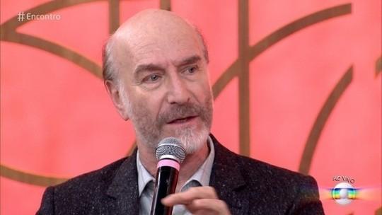 Odilon Wagner dá spoiler: 'Severo se une à Laureta para derrubar Roberval'