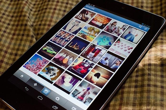 O Instagram foi comprado em um negócio de US$ 1 bilhão (Foto: Reprodução/The Verge)