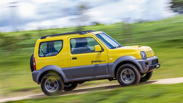 Testamos O Suzuki Jimny Nacional Auto Esporte An 225 Lises
