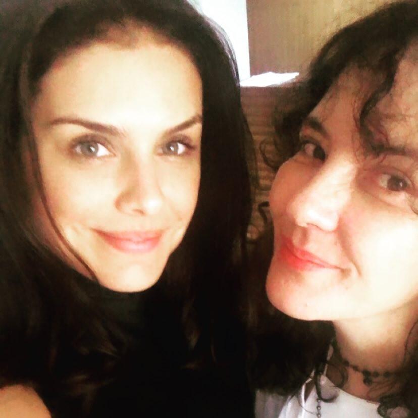 Paloma Bernardi e Eli Monteiro (Foto: Reprodução/ Instagram)