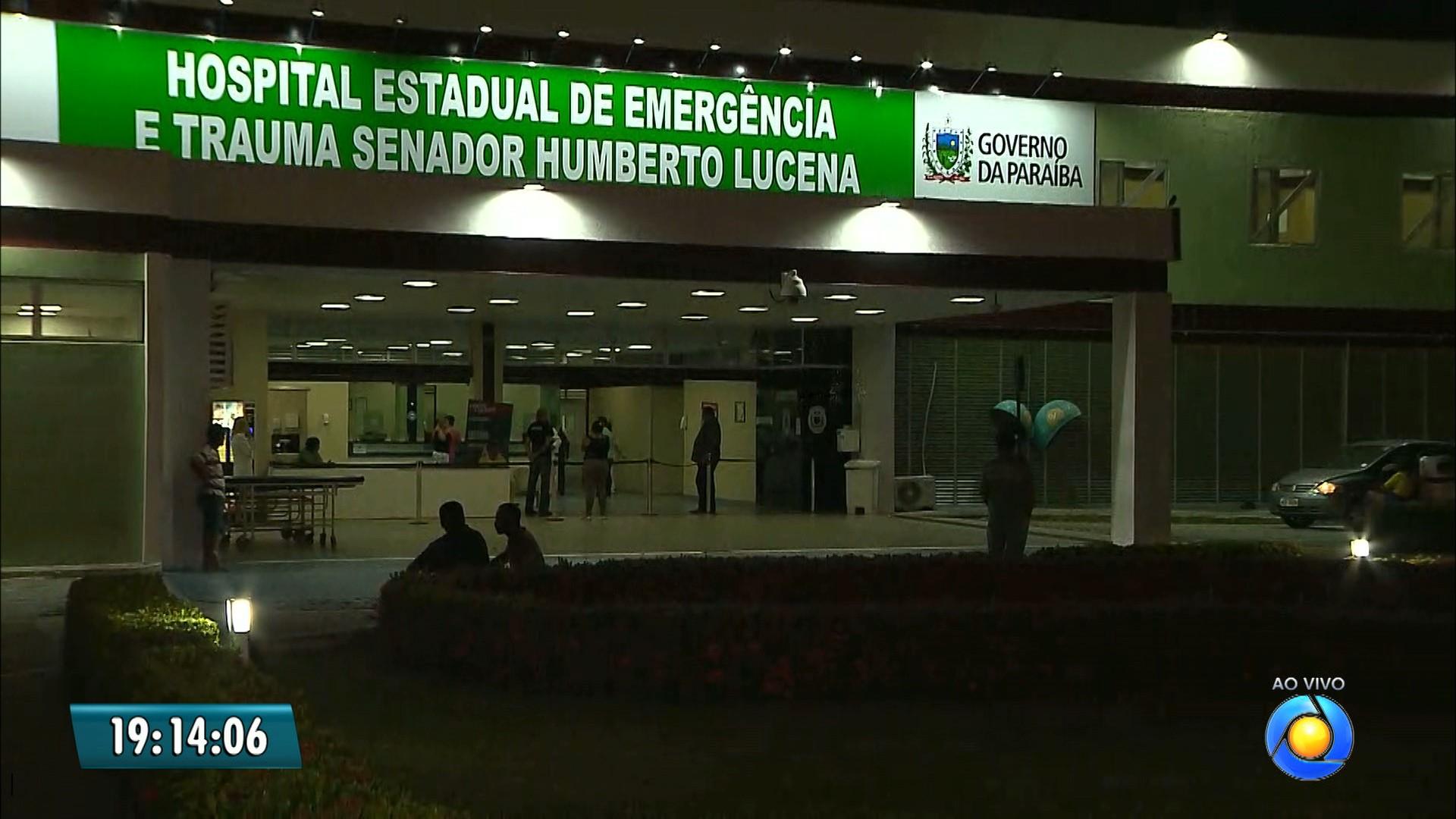 Gerador de Hospital de Trauma na PB não suporta apagão e pacientes vão para pátio