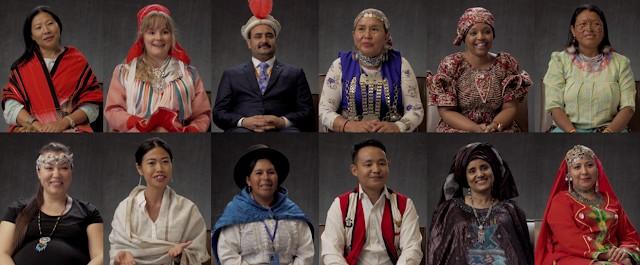 Mais de 50 falantes de línguas indígenas gravaram áudios para ajudar a preservar os seus idiomas (Foto: Divulgação)