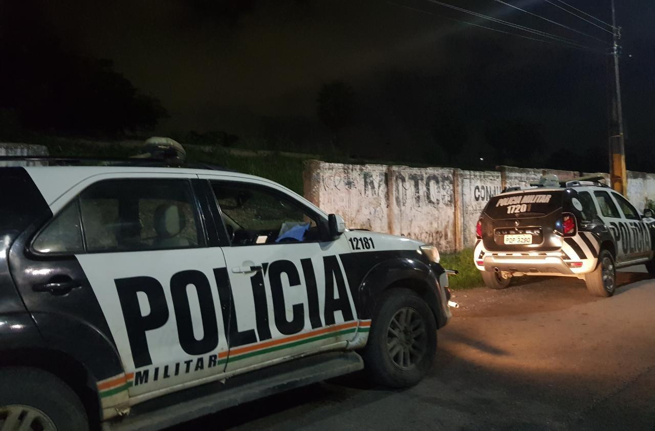 Mulher é morta a tiros em Fortaleza