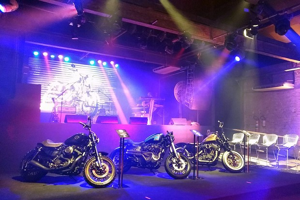 "Harley-Davidson finalistas ""The Battle of the Kings 2018"" (Foto: Alexandre Izo)"
