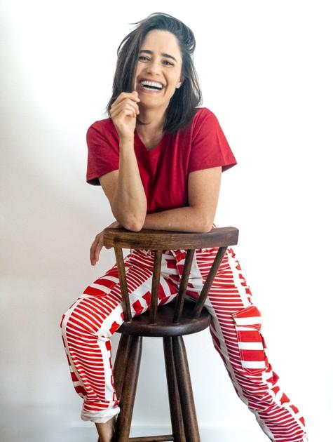 Fernanda Vasconcellos (Foto: Sergio Zalis/Globo)
