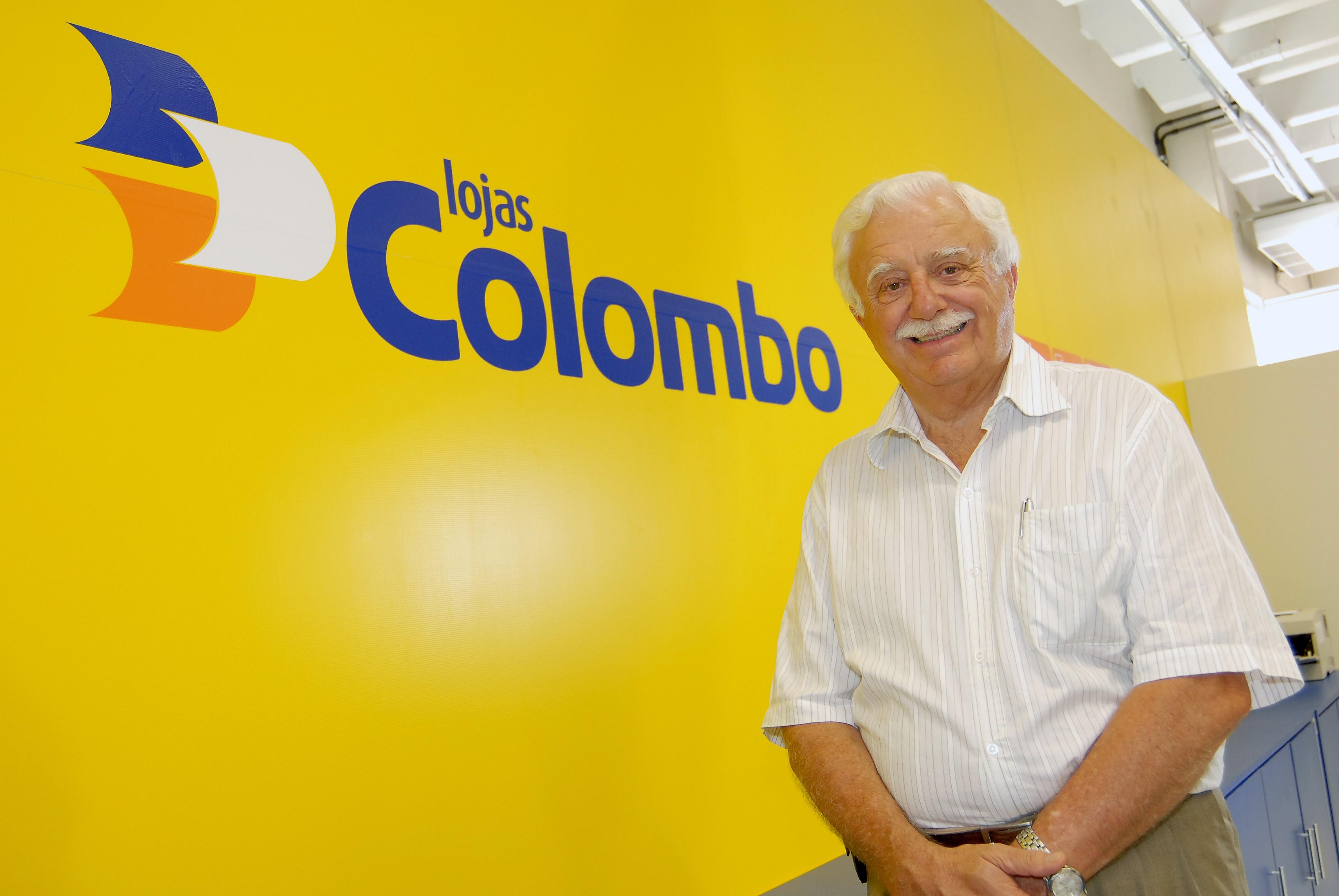 Morre em Porto Alegre, aos 90 anos, fundador das Lojas Colombo