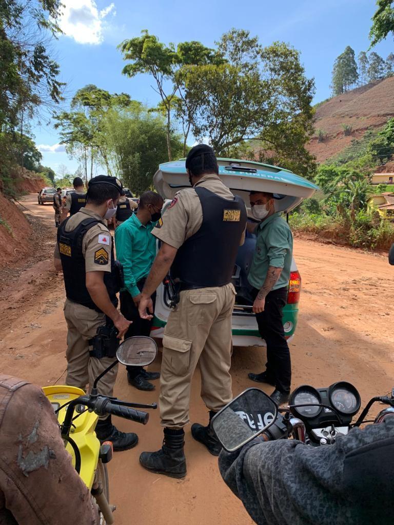 Corpo de homem desaparecido em São Domingos das Dores é encontrado enterrado em zona rural de São Sebastião do Anta