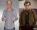 Marcos Caruso e Gregorio Duvivier | TV Globo