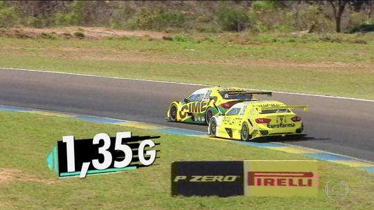 Stock Car: calor e consumo de pneus são desafios para pilotos e equipes em Campo Grande